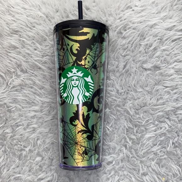 New Starbucks 2021 Halloween tumbler